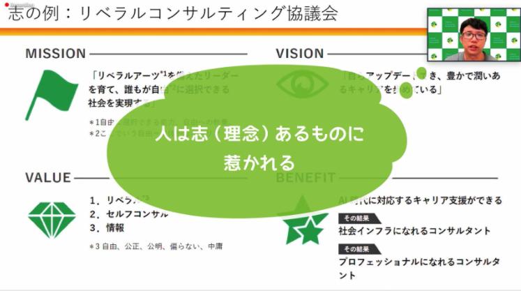 【Zoom開催】リベラルアーツとスモールビジネスの関係性(森田回)