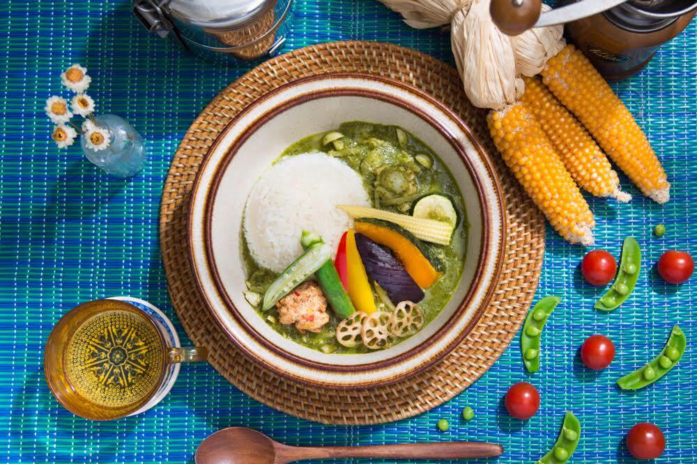 2021/08/19(木) 季節のオーガニック野菜を使った簡単料理教室